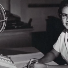 Katharine Johnson – Meet the Black Female NASA Genius Who Helped Send the First Americans Into Space