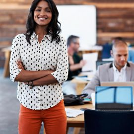 New Study: Women In the Workplace 2016