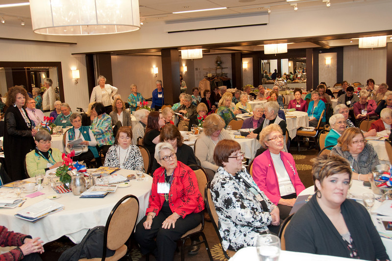 AAUW MI members at 2013 convention